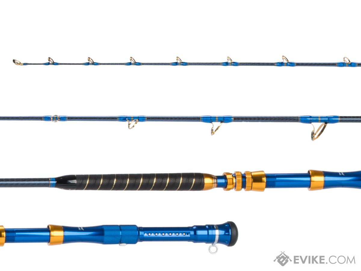 WIKI Jigging Blue Devil Deep Sea Fishing Boat Rod (Model: #600 / 2.68M)