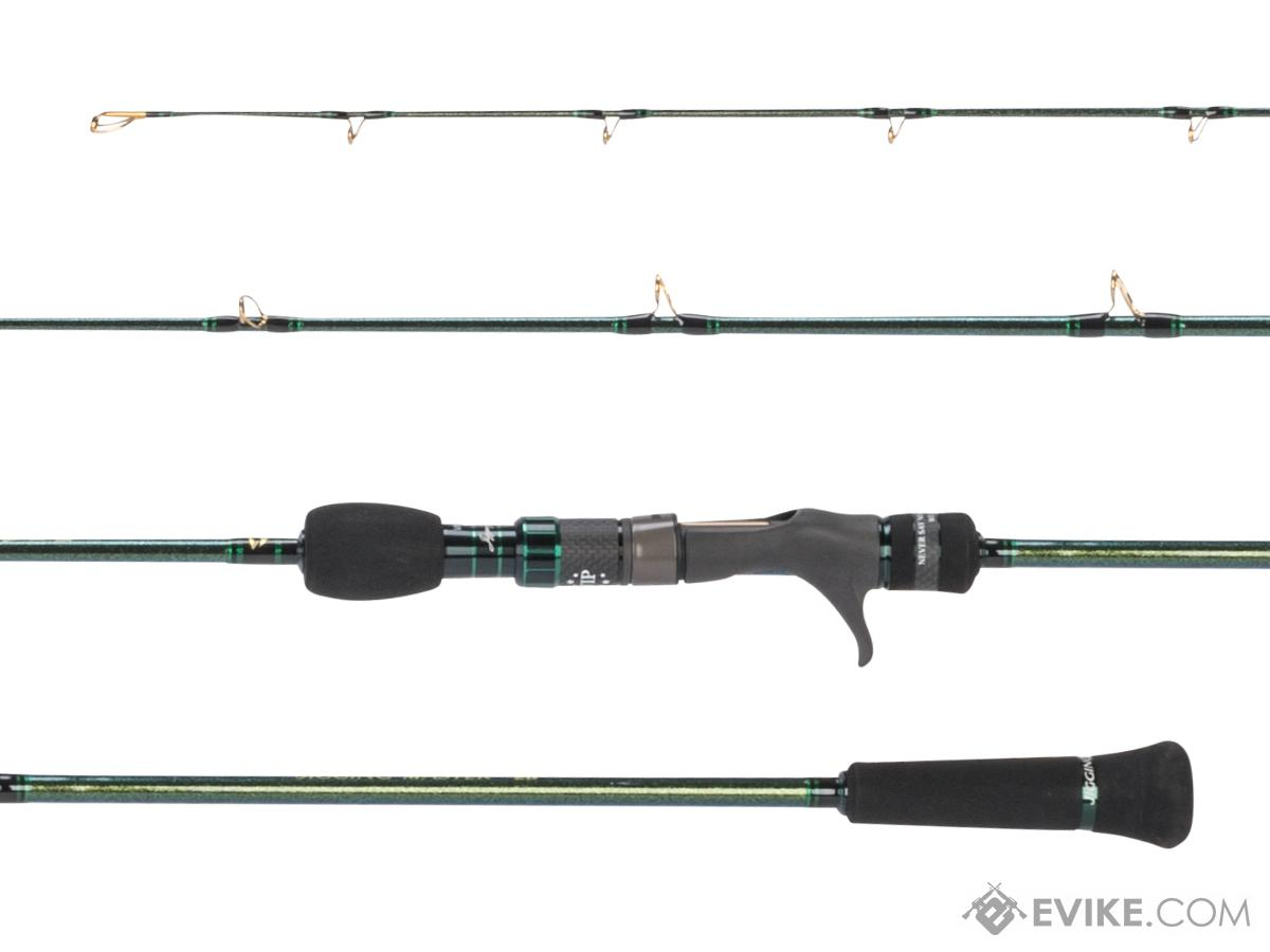 Jigging Master V.I.P. Limited Run Exclusive Jigging Fishing Rod (Model: #2B Baitcasting / 5'8.88)