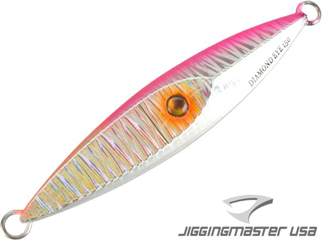 Jigging Master Diamond Eye Jig (Model: 150g #3)