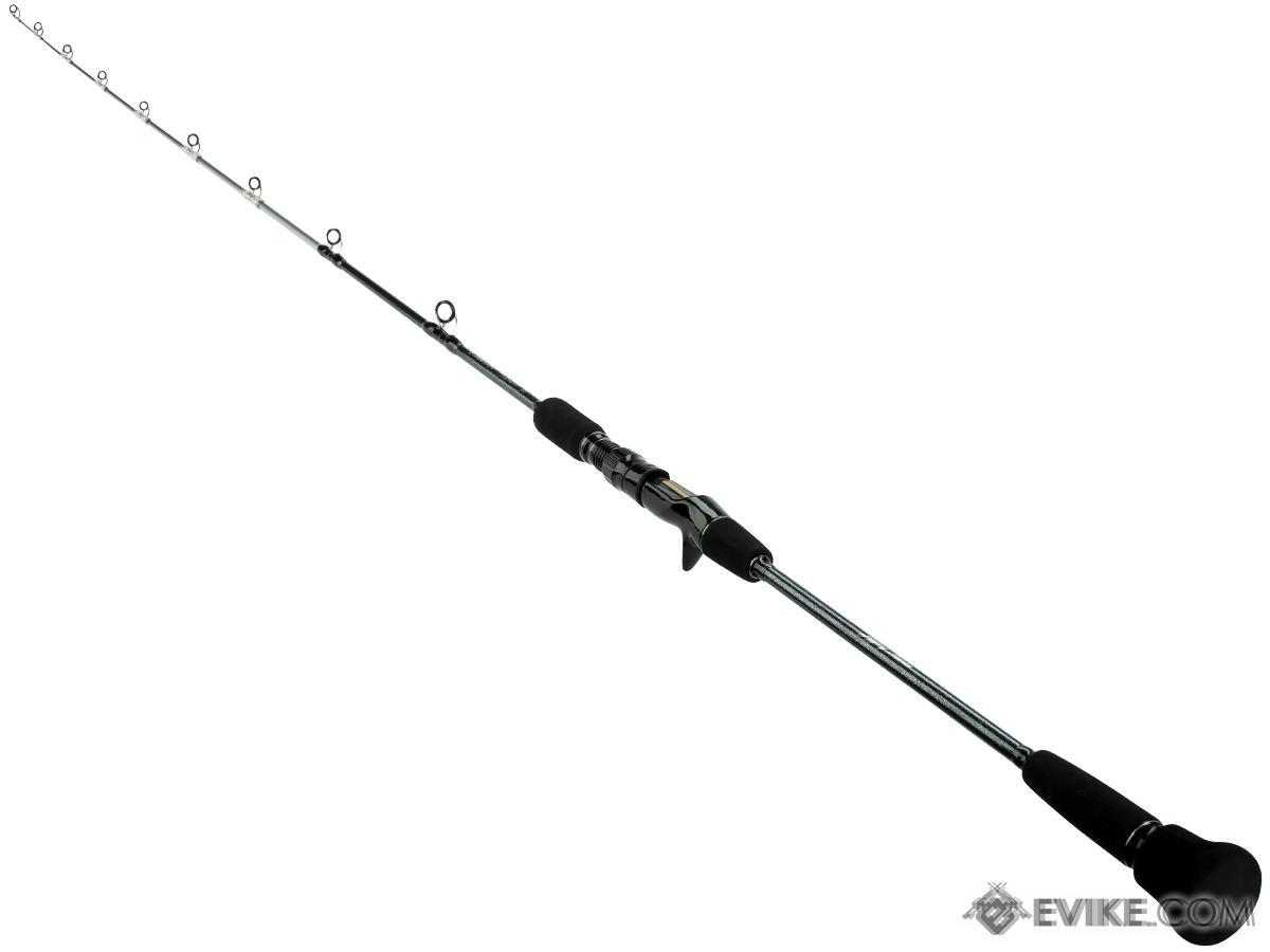 Jigging Master Power Spell II Jigging Fishing Rod (Model: Conventional 66B UL)