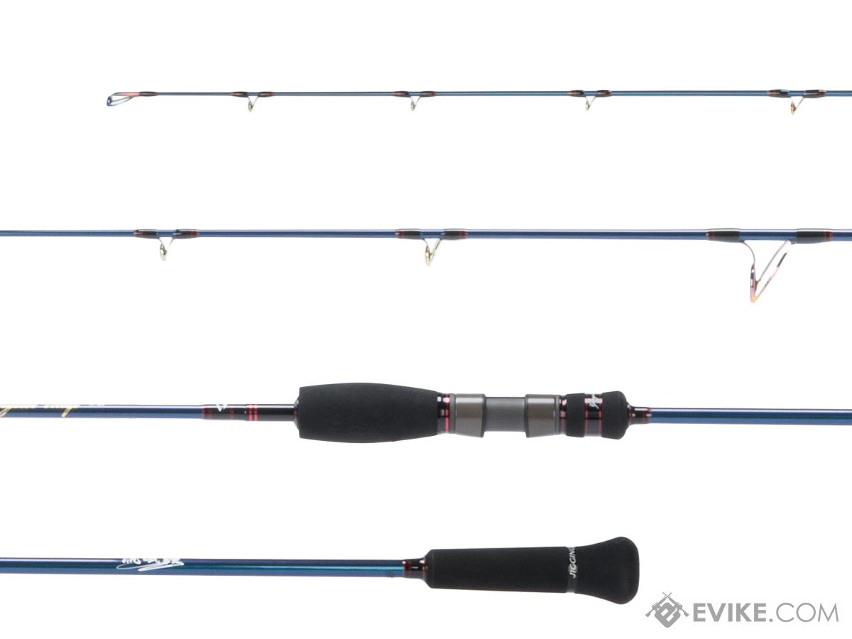 Jigging Master Gangster Whip Fishing Rod (Model: #2 60S / 1500XH&2000H/XH)