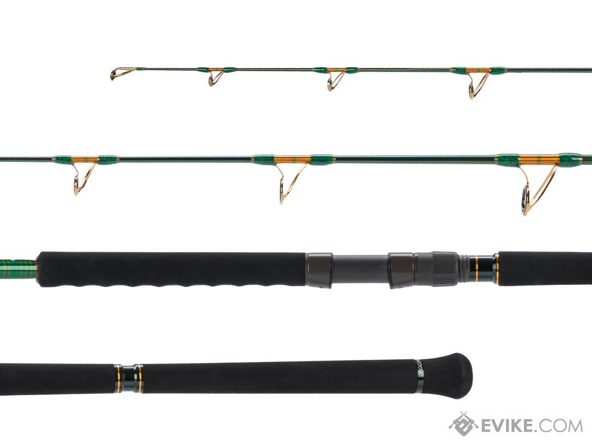 Jigging Master Yellow Fin Special Pencil & Popping Jigging Fishing Rod (Model: 8')