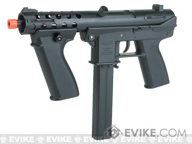 Echo1 General Assault Tool (GAT) Airsoft AEG Sub Machine Gun (Color: Black)