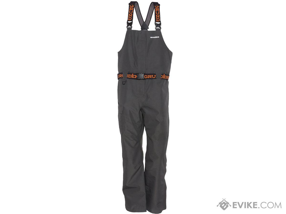 Grundens Downrigger Gore-Tex® 2L Bib Fishing Trousers (Color: Anchor / X-Large)