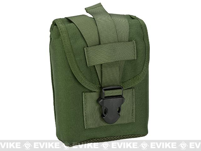 z King Arms MPS Protection Pouch - OD Green