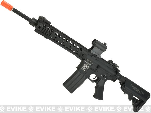 Knights Armament Airsoft URX3 M4A1 Airsoft AEG - Black (Package: Gun Only)