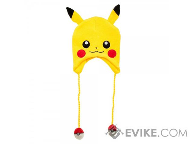Pikachu Fleece Laplander Hat by Rubies