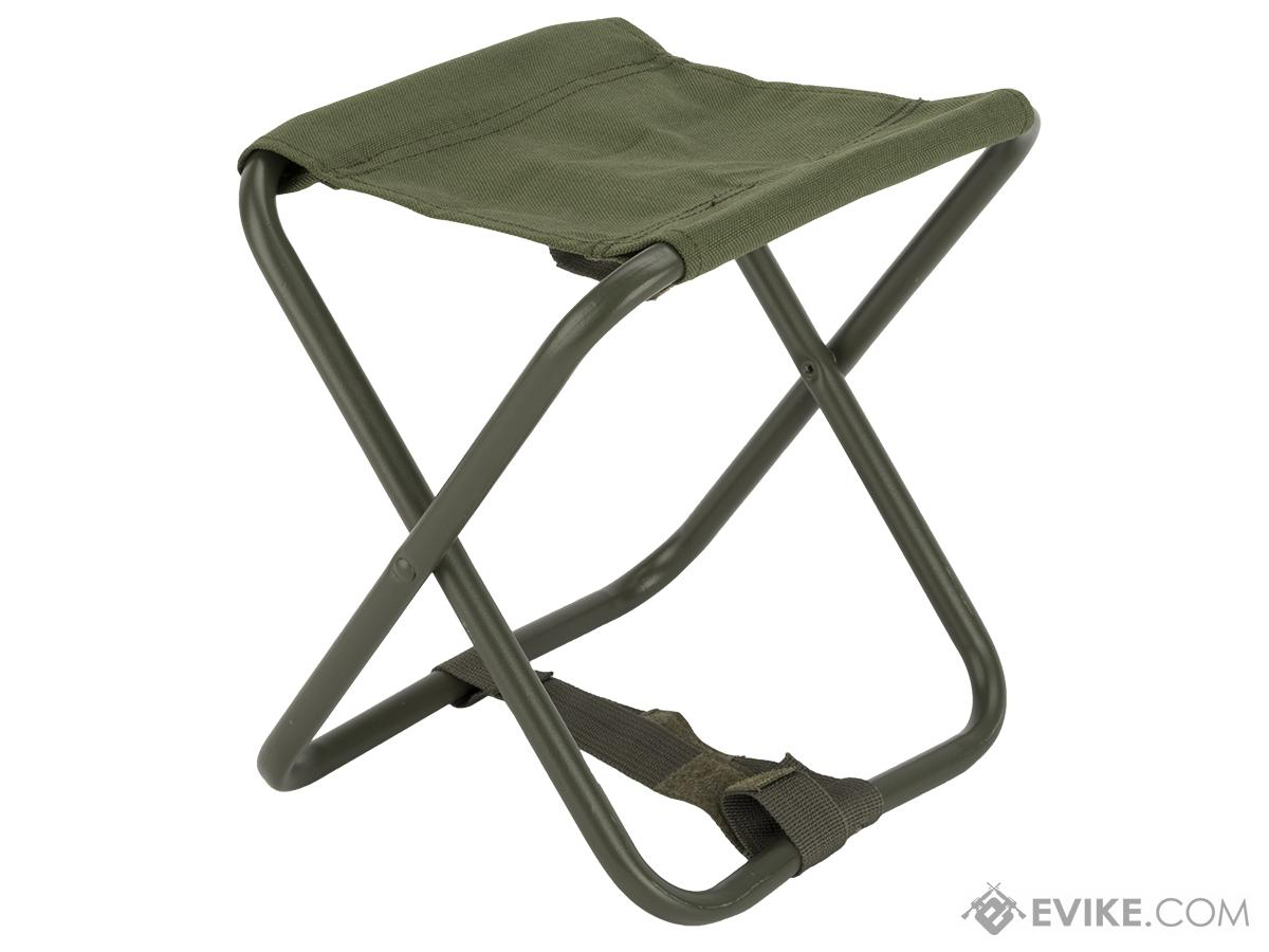 Matrix Outdoor Multifunctional Folding Chair (Color: OD Green)