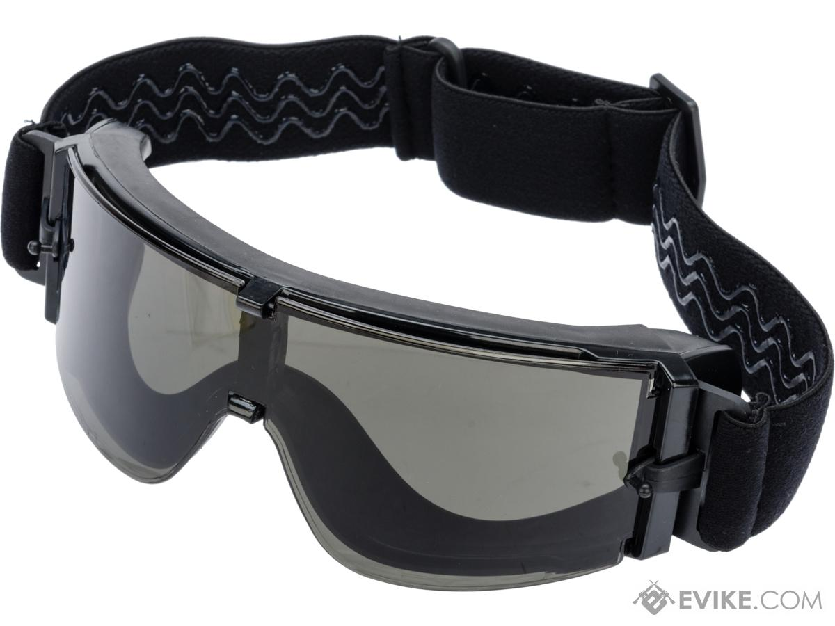 GX-1000 Anti-Fog Tactical Shooting Goggle System w/ Full Lens Kit by Matrix