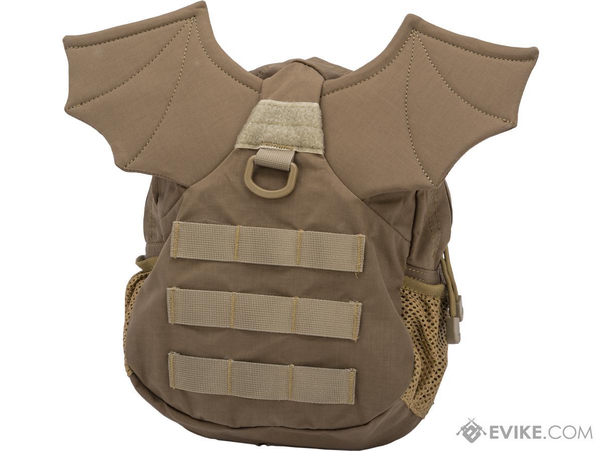 Matrix Little Devil Kid's Backpack (Color: Tan / Medium)