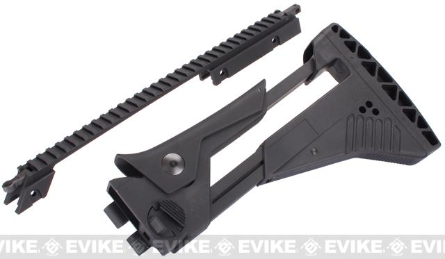WE-Tech IdZ Future Soldier Conversion Kit for G39 G36 Series Airsoft GBB AEG Rifle