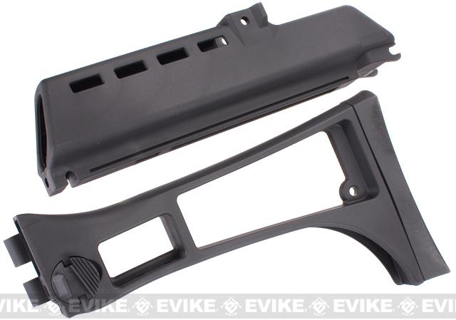 WE-Tech G39K Complete Conversion Kit for G39 Series Airsoft GBB Rifle