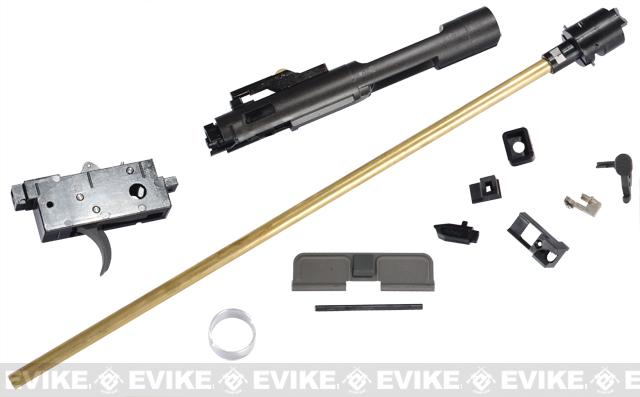 WE Open Bolt System Complete Conversion Kit for WE M4 Airsoft GBB Rifle