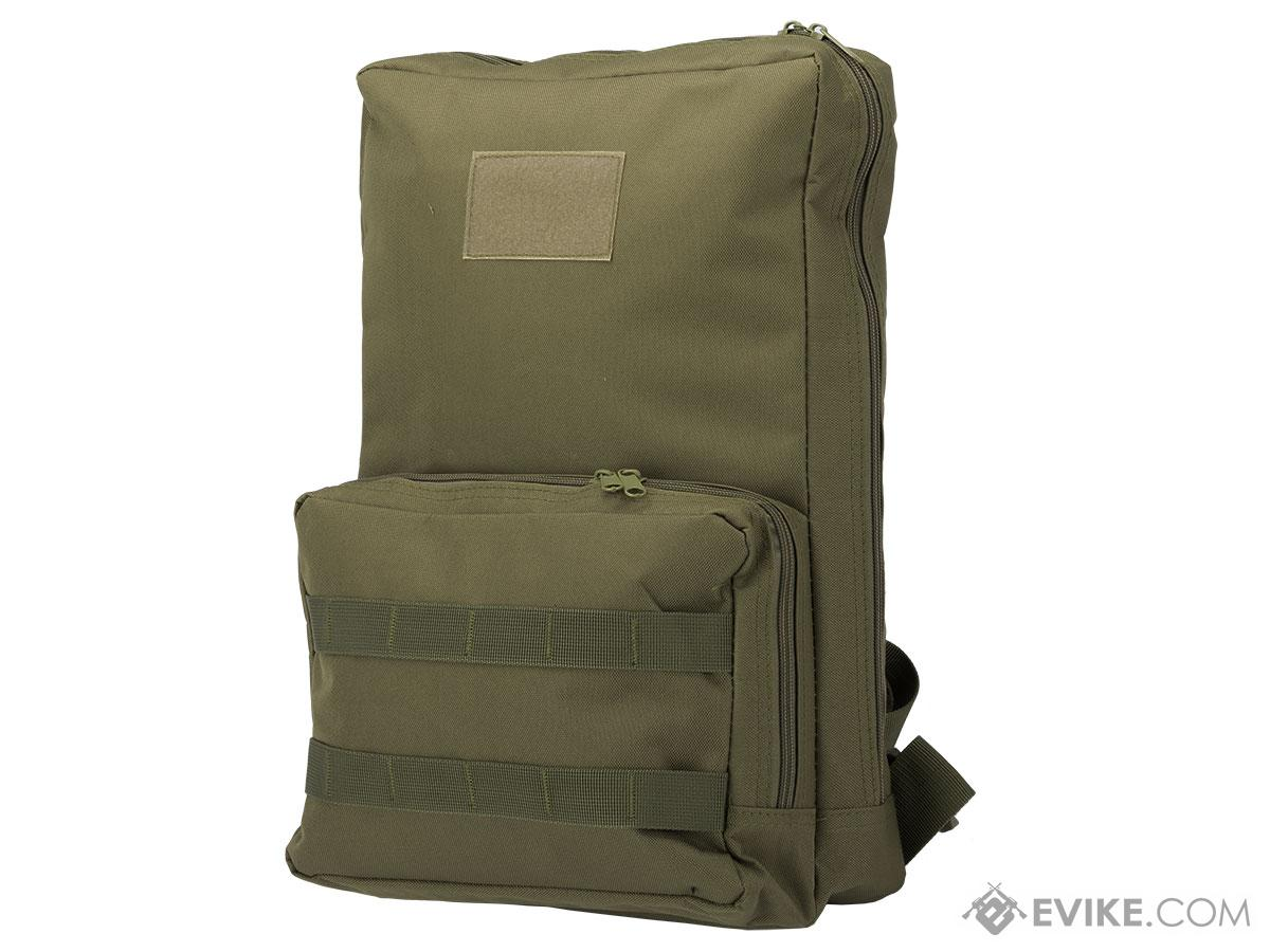 Matrix Molle Assault Bag For Plate Carriers Color Od Green