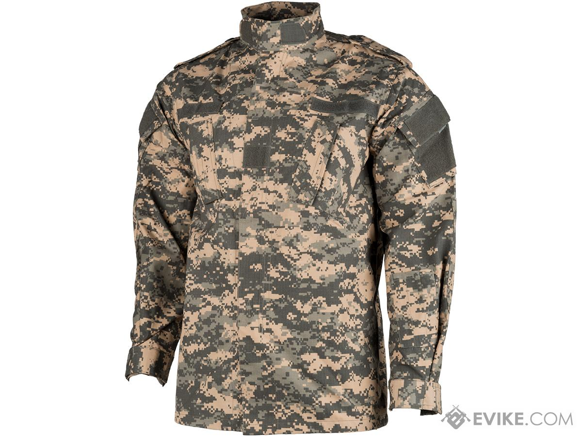ACU Type Ripstop BDU Jacket (Color: UCP / Large)