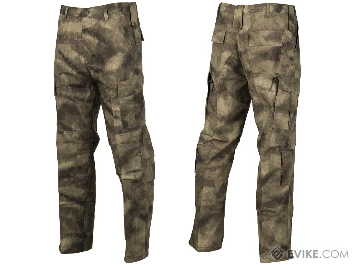 d379aadecb451 ACU Type Ripstop BDU Pants (Color: Arid Camo / Small), Tactical Gear ...