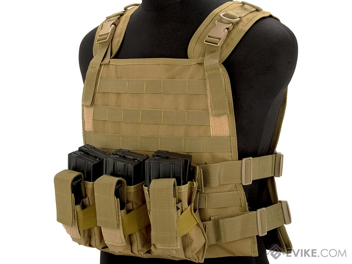 Matrix 600D MOLLE Plate Carrier Tactical Package with Hydration ... c31bb574bfe