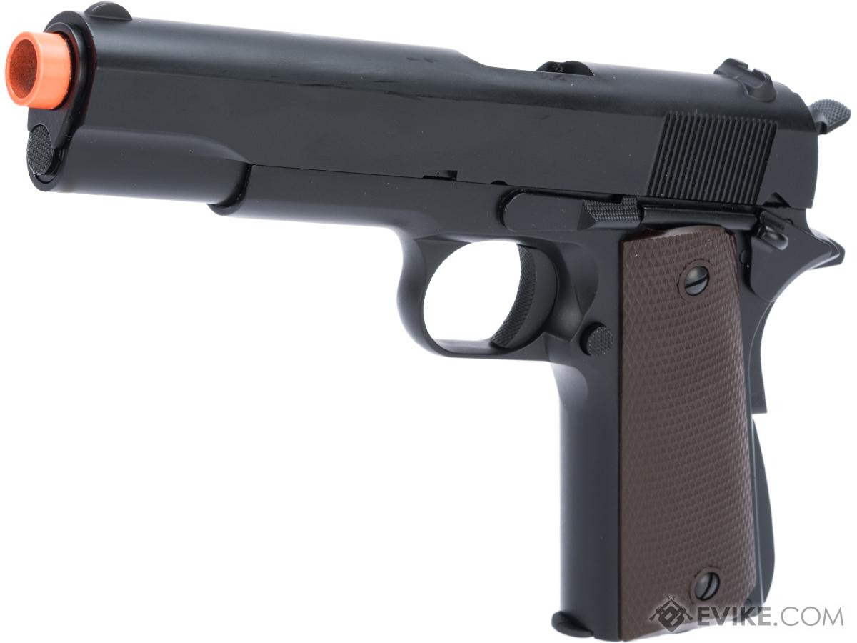KJW M1911-A1 Gas Blowback Pistol (Model: Green Gas)