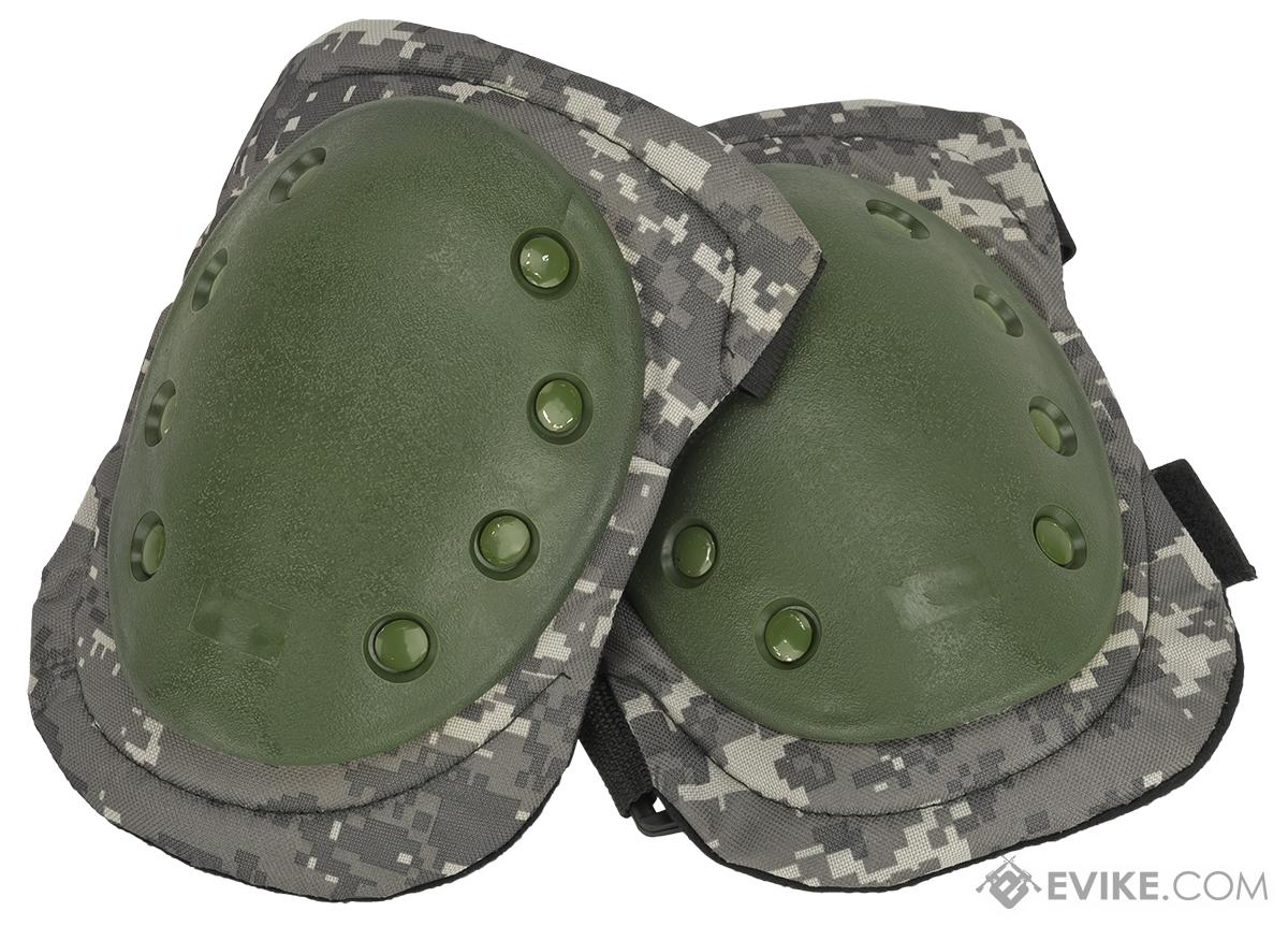 Avengers Special Operation Tactical Knee Pad Set (Color: ACU)