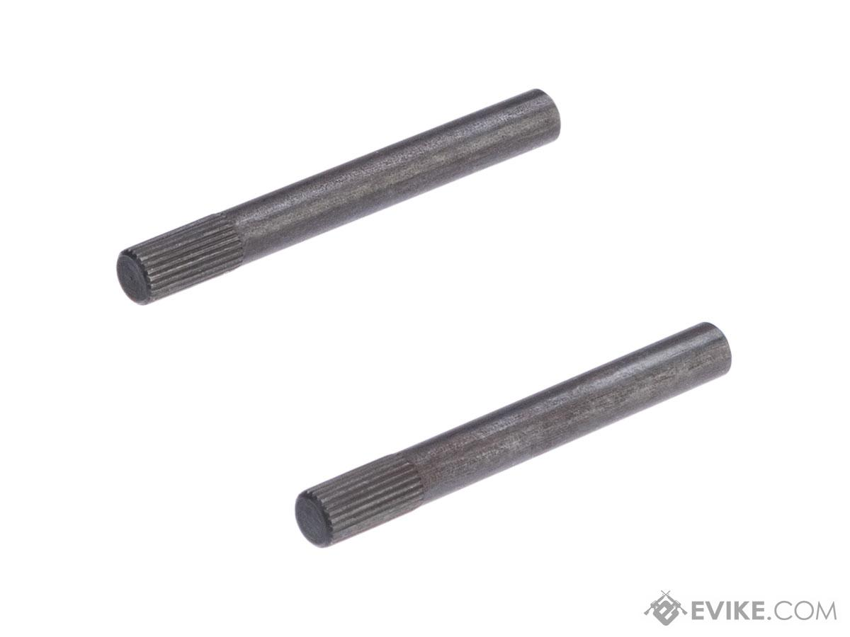 Krytac Trident Replacement Gearbox Body Pin for M4/M16 Airsoft AEG Rifles (Quantity: Set of 2)