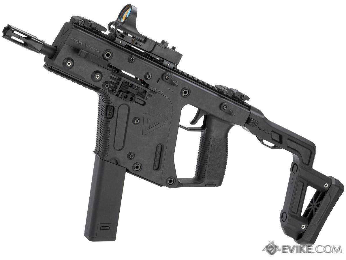 KRISS USA Licensed Kriss Vector Airsoft AEG SMG Rifle by Krytac (Model: Stock)