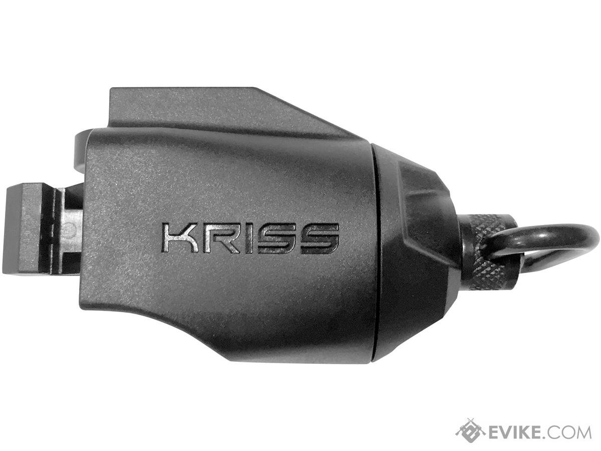 KRISS Pistol Sling Adaptor with QD Sling Point (Color: Black)