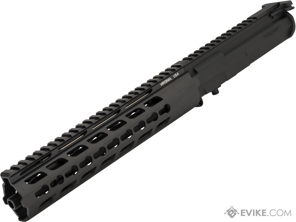 Krytac Trident MK2 CRB Complete Upper Receiver Assembly (Color: Black)