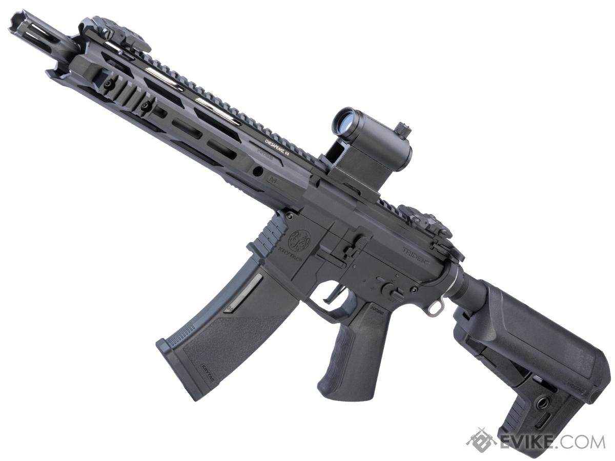 Krytac Full Metal Trident MKII-M CRB Airsoft AEG Rifle (Color: Black)