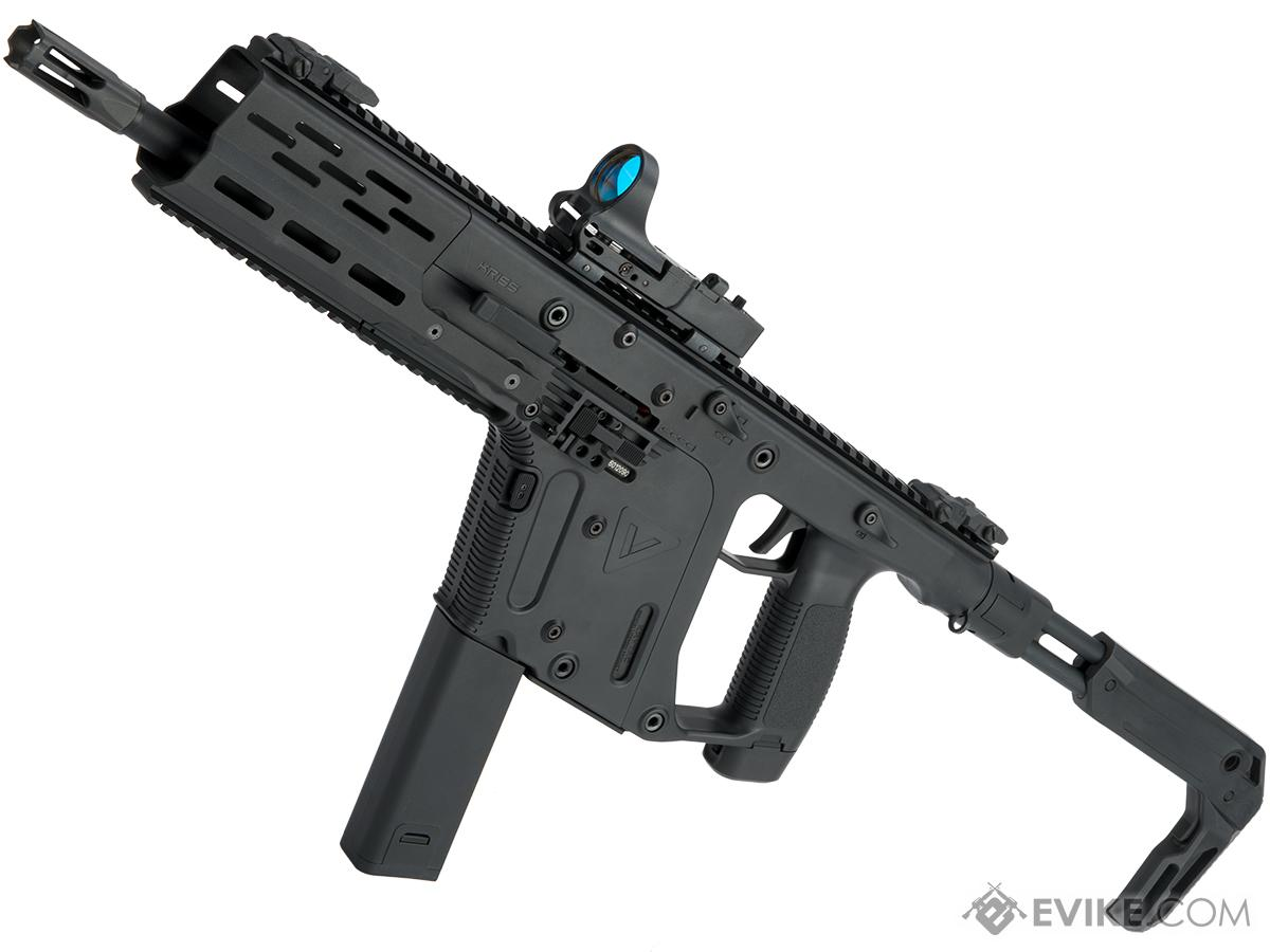 Pre-Order ETA October 2018 KRISS USA Licensed Kriss Vector Airsoft AEG SMG Rifle by Krytac (Model: Limited Edition)