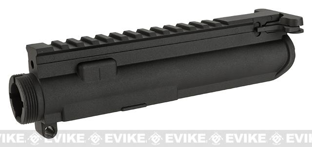 Krytac Alpha Series Upper Receiver for M4 / M16 Airsoft AEG Rifles - Black