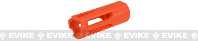 Krytac Replacement Orange Flash Hider (Polymer)