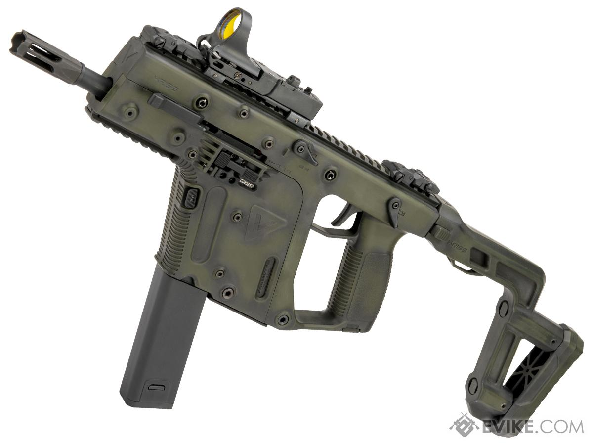 emg custom cerakote kriss usa licensed kriss vector airsoft aeg by