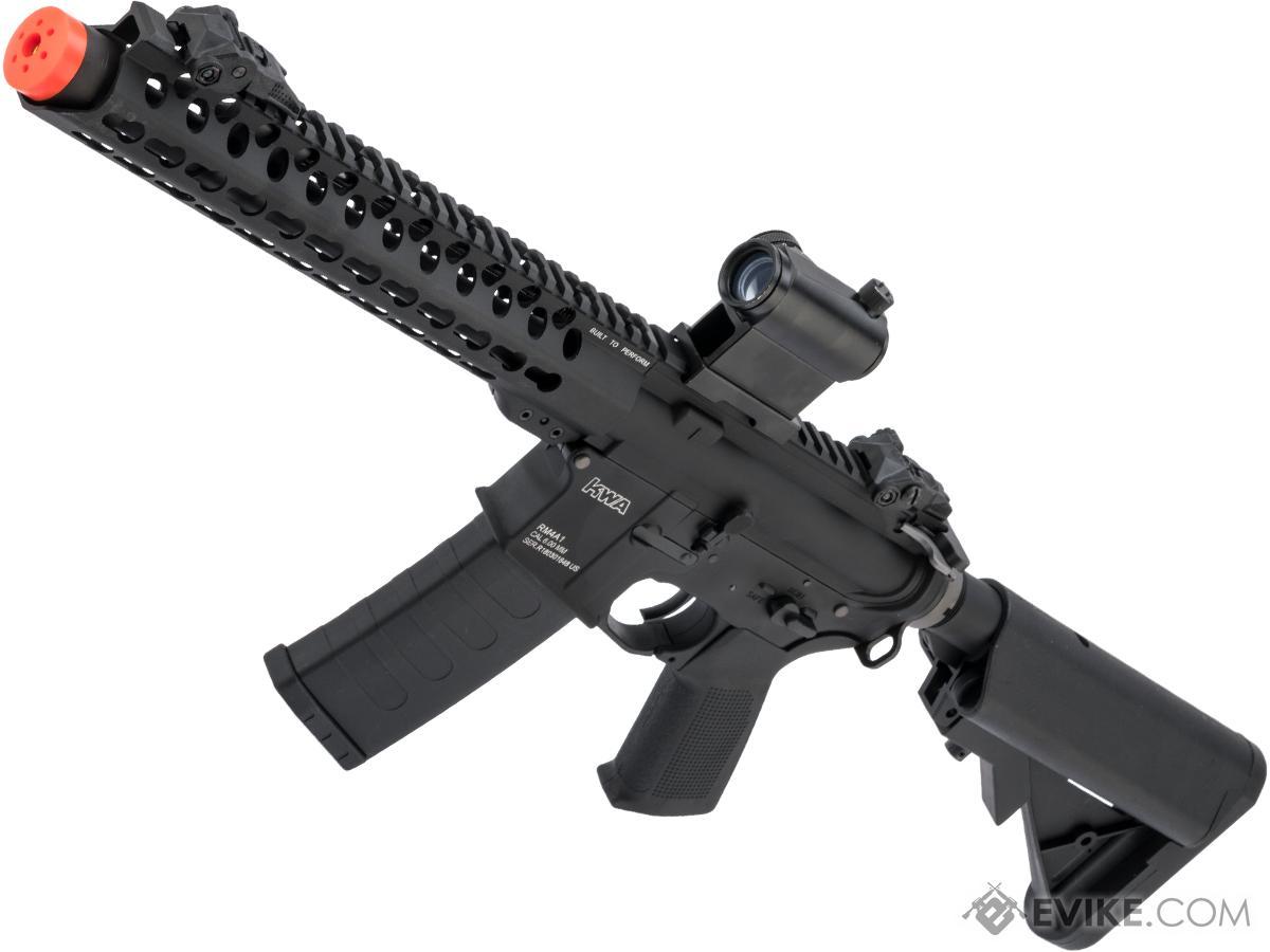 KWA AEG3 RM4 Ronin Airsoft Rifle (Model: X-10 SBR / 11 Keymod Handguard)