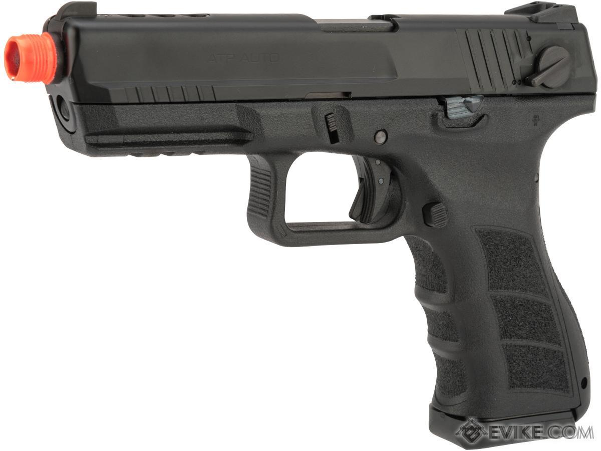 KWA ATP Full Size Airsoft GBB Gas Blowback Pistol (Model: Full Auto / Gun Only)