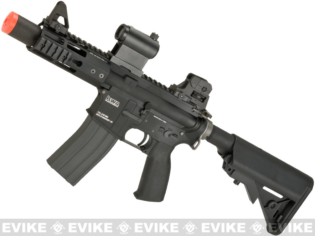KWA LM4 PTR KR5 Airsoft Gas Blowback GBB Rifle