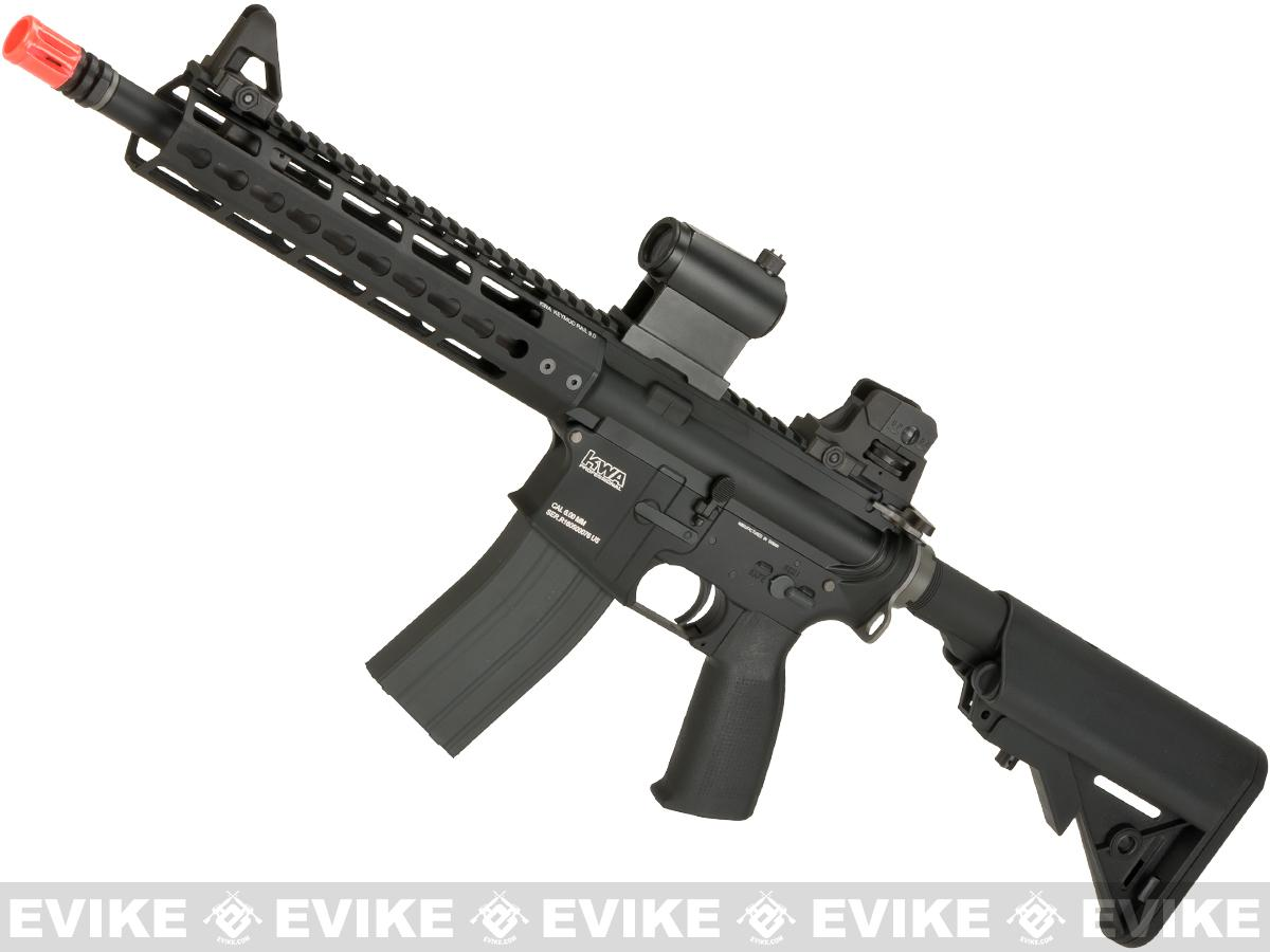 KWA LM4 PTR KR9 Airsoft Gas Blowback GBB Rifle