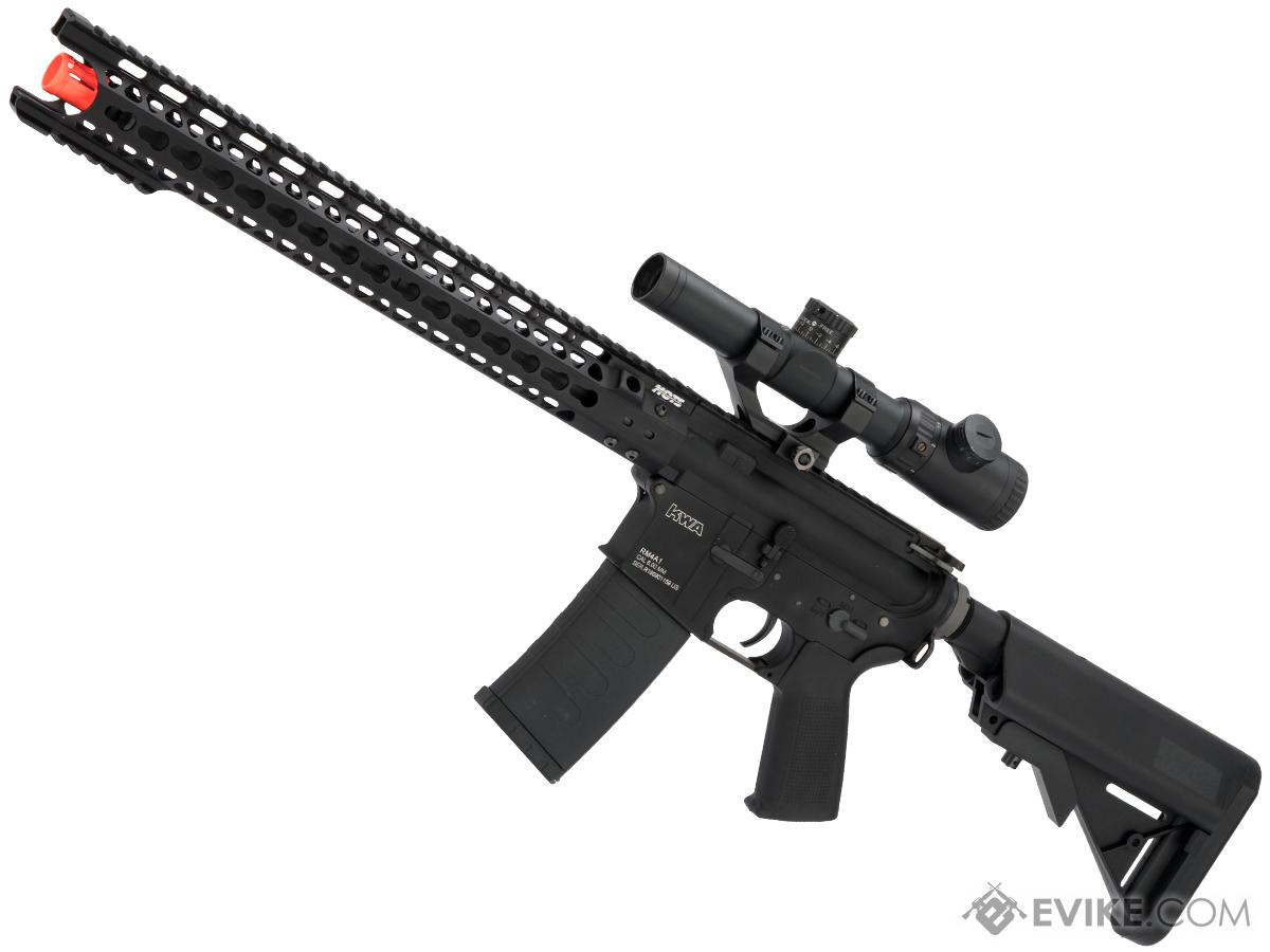 Evike Custom KWA RM4-A1 ERG EBB Breacher Airsoft AEG Rifle
