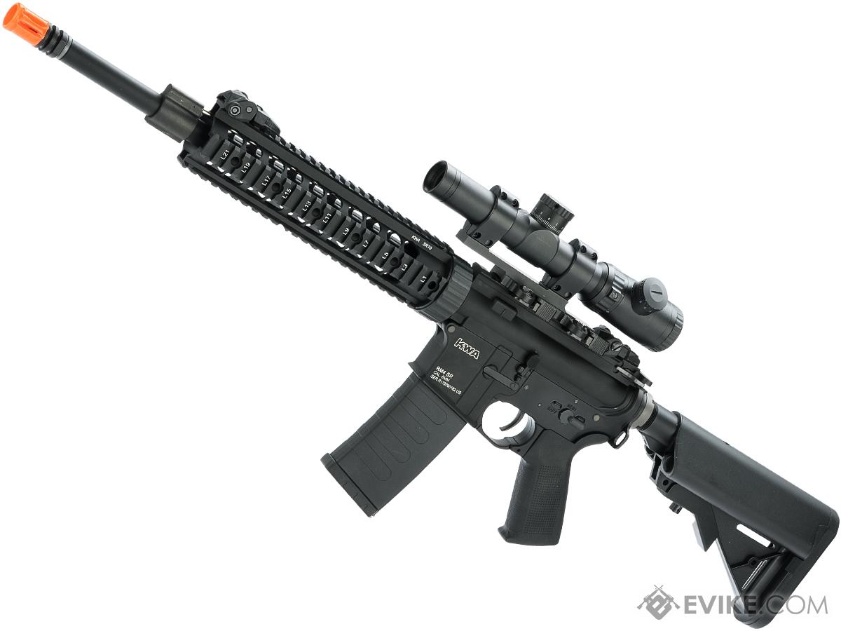 KWA USA Full Metal RM4 SR-10 AEG3 M4 Carbine Airsoft AEG Rifle