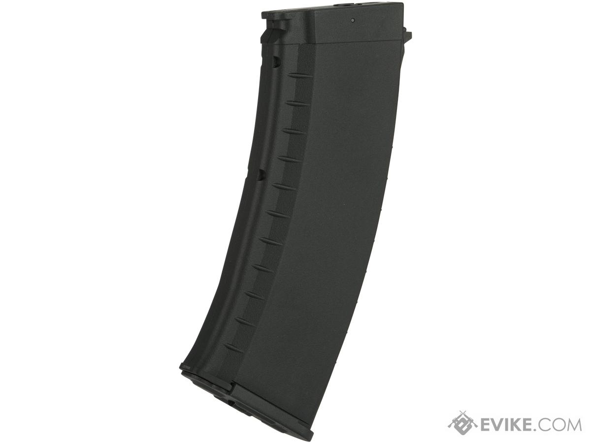 KWA AKR-74M 120rd ERG Magazines for KWA Airsoft Electric Recoil Rifles (Qty: One / Black)