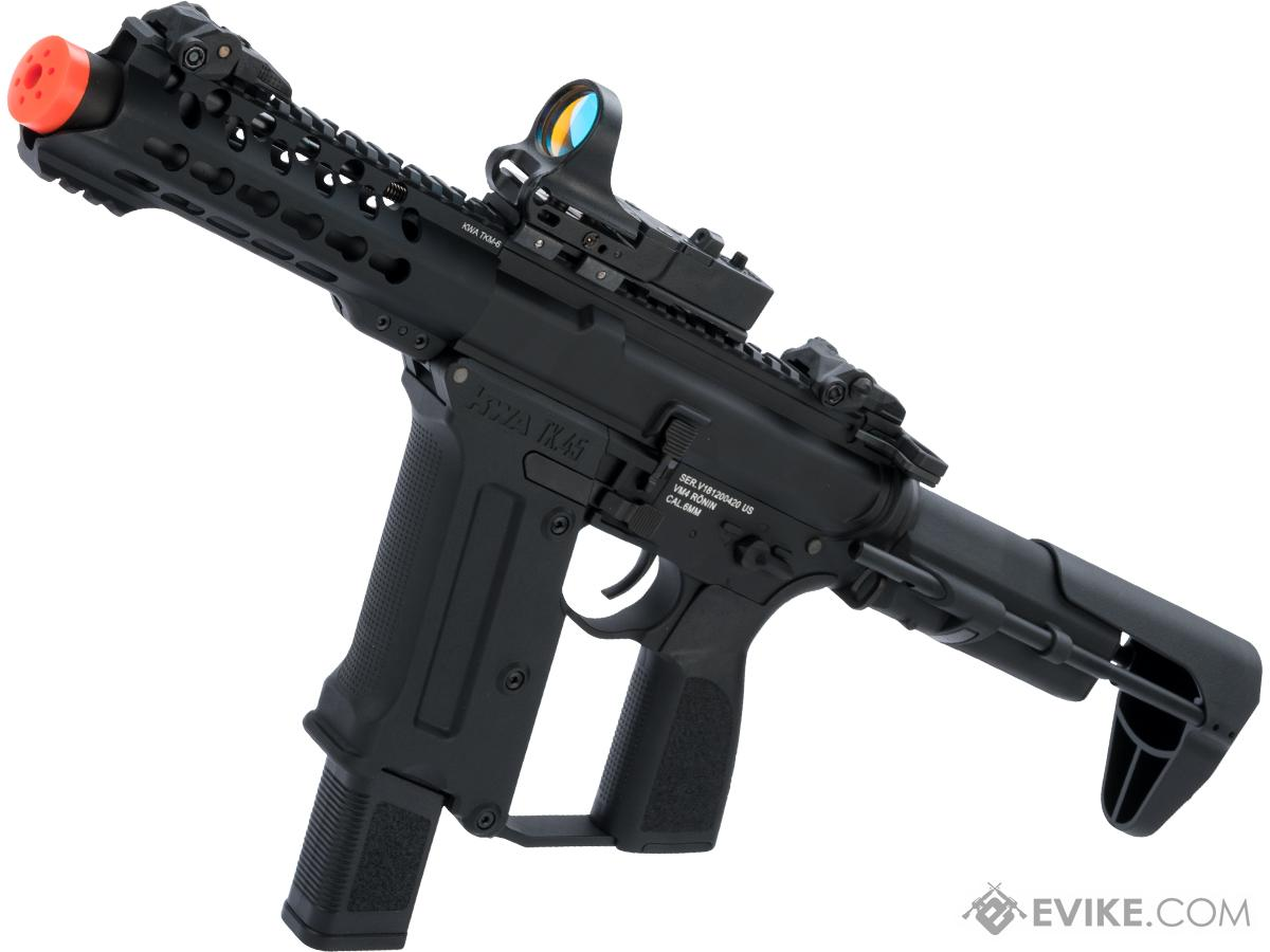 KWA Ronin Tekken Pistol Caliber AR Airsoft AEG Rifle (Model: TK.45C AEG 2.5 / Titan Package)