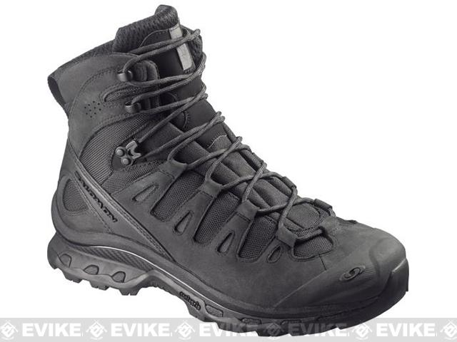 Salomon Quest 4D  Forces Tactical Boots - Black (Size: 13)