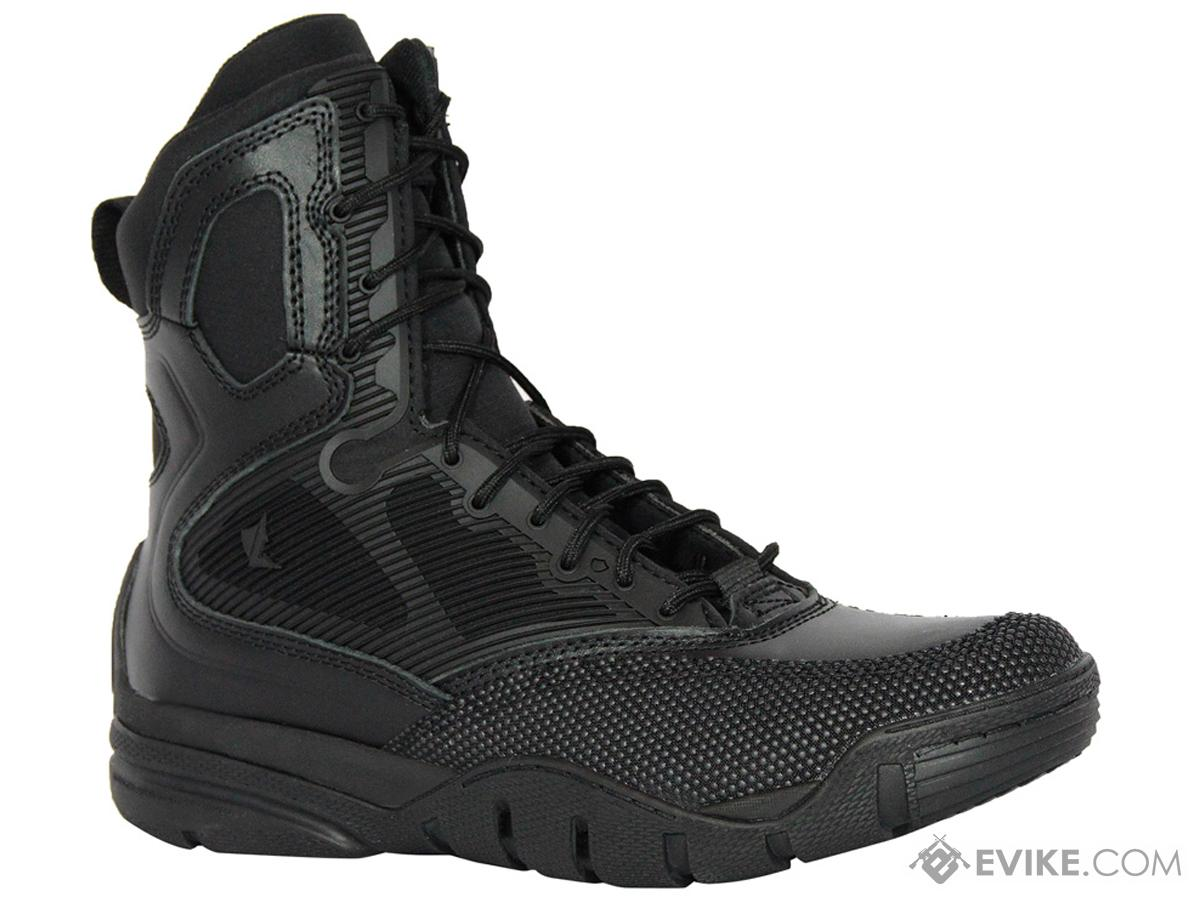 LALO Shadow Amphibian 8 Tactical Boots (Color: Black Ops / Size 7)