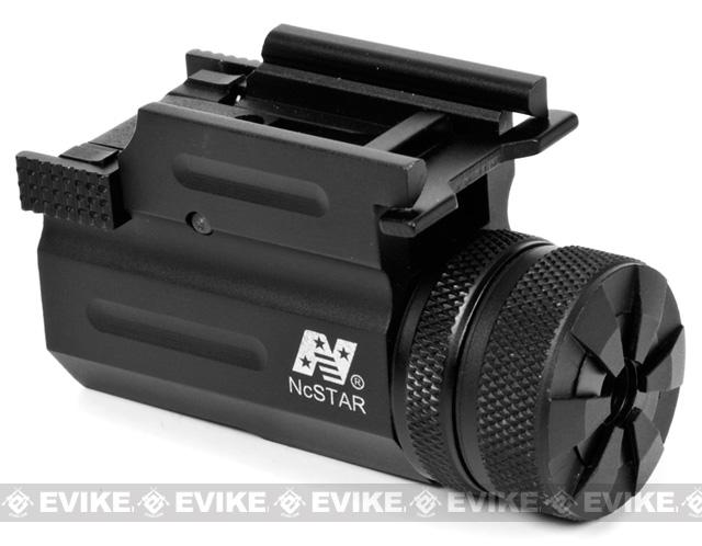 NcSTAR Compact Tactical Green Laser w/ QD Weaver mount