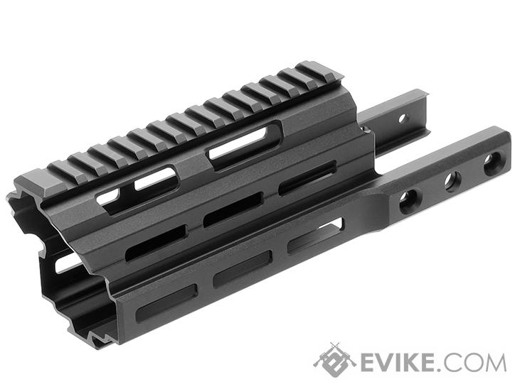 Laylax NITRO.Vo M-LOK Railed Handguard for Krytac KRISS Vector Airsoft AEG (Model: S)