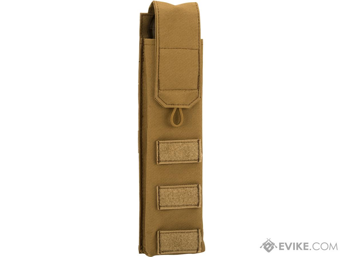 LayLax - Ghost Gear Single SMG Magazine Pouch (Color: Tan)