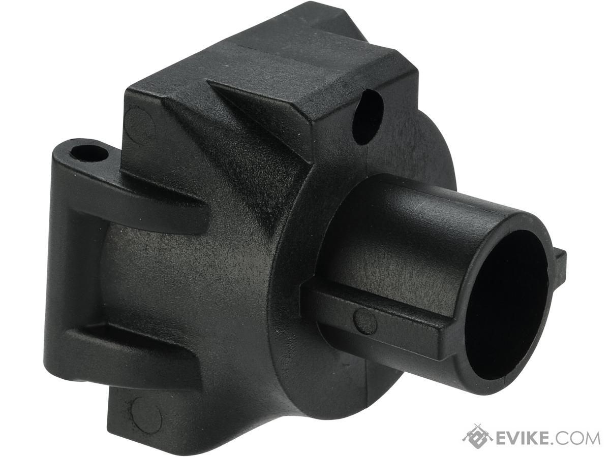 Laylax AK Folding Stock Base Adapter to M4 Buffer Tubes for Next Generation AEG AK Series Rifles