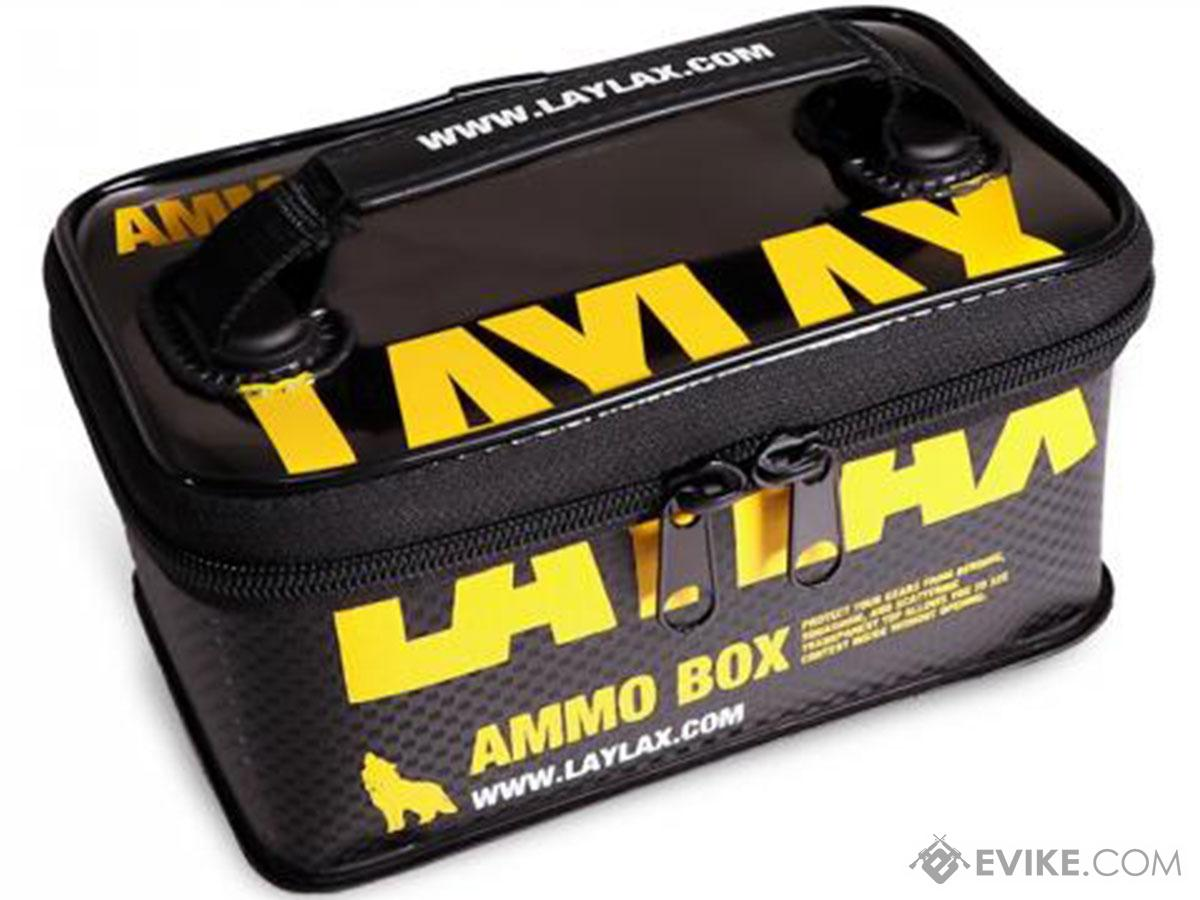 Laylax Satellite AMMO BOX Storage Container (Size: Small)