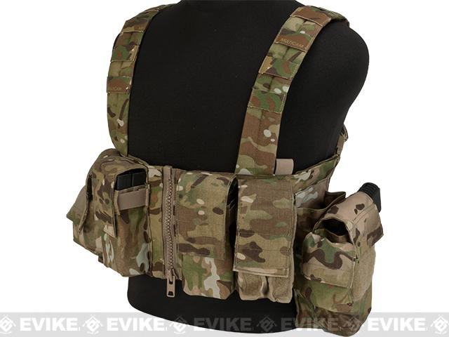 LBX Tactical Lock & Load Chest Rig - Multicam