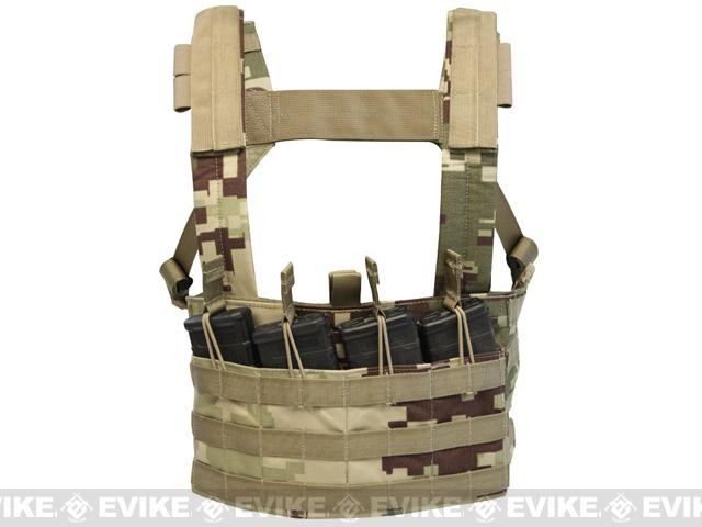 z LBX Tactical Assault Harness - Project Honor Camo