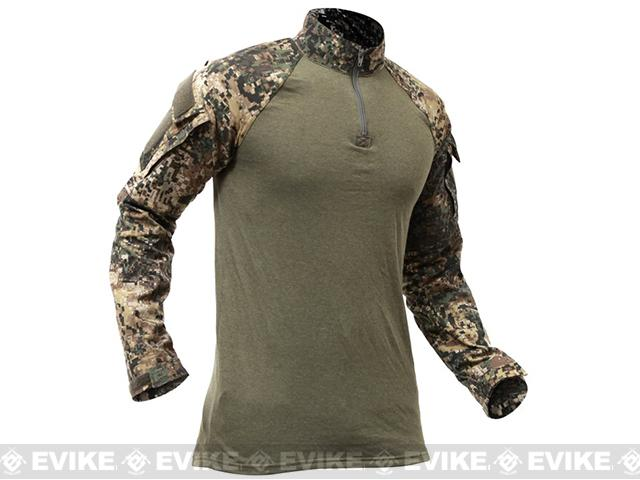z LBX Tactical Assaulter Shirt - Caiman (Size: Medium)